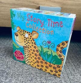 My story time collection book set only £5