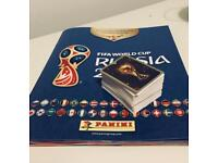 Panini World Cup Sticker Swap (150-200 swaps)
