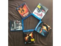 Blu Ray Film Collection