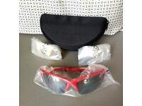 BRAND NEW Scattante Echelon Multi-Lens Sunglasses