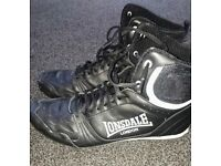 Mens genuine lonsdale boxing boots for sale