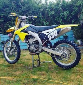 Suzuki RMZ 450 08