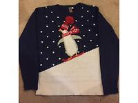 Christmas Jumper aged 9-10 years