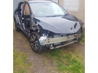 17Reg Nissan Pulsar 1.2 DIG-T N-Connecta Petrol - Salvage Repairable (Only 58 Miles) Starts & Drives