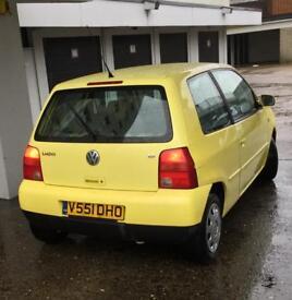 Volkswagen Lupo 1.4 Bargain!!