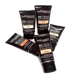 Bellapierre BB cream in 5 shades