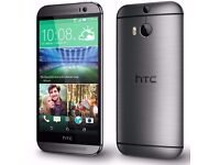 ****HTC M8 UNLOCKED TO ALL NETWORKS****