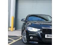 BMW 320d M sport , full m sport bodykit