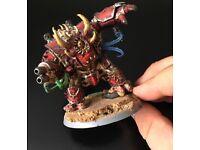 Warhammer Dark Vengeance Helbrute (Painted)