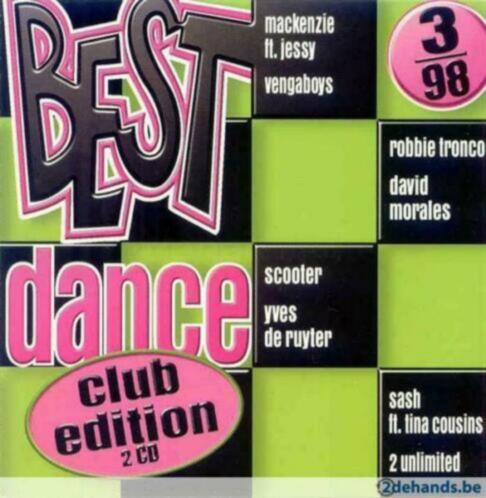 Best Dance 3/98 - Club Edition x2cd