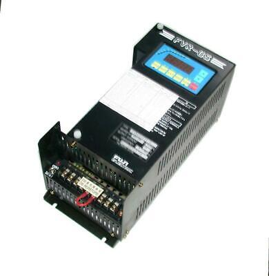 Fuji Electric Hvr-g5 Fvr004g5b-2 3-phase Variable Speed Ac Drive 200-230 Va