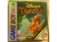 Disney Tarzan (Gameboy Colour)