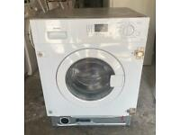 Smeg Nice Digital Integrated Washing Machine with Local Free Delivery