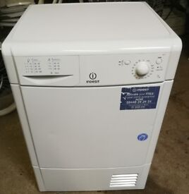 NDESIT 7KG CONDENSER TUMBLE DRYER IN GOOD WORKING ORDER