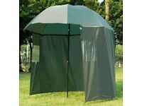 Dr fish Carp Fishing Umbrella Brolly Shelter