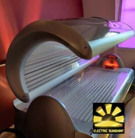 Megasun 4000 Sunbed ( UK- stock ) - Instalation Delivery Tubes