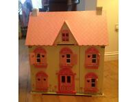 ELC Rosebud Dolls house