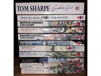 Tom Sharpe - set of 11 books v good condition