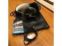 Sennheiser Urbanite XL Over-Ear Wired Remote Control Headphones . New, never worn.