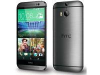 HTC ONE M8...100