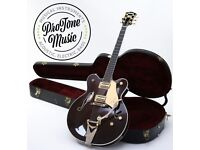 Gretsch G6122T-1962 Country Classic II Walnut Gloss Japanese & Gretsch Hard Case
