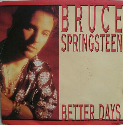 "7"" 1992 ! BRUCE SPRINGSTEEN : Better Days // MINT- \"