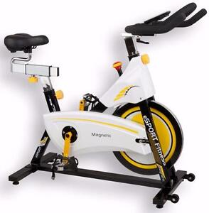 FREE DELIVERY & SET UP NEW 2017 Magnetic Tension Control Spin Bike