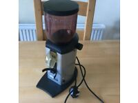 Coffee Grinder - Iberital mc2 electric grinder. Adjustable timer to set the precise dose you want