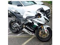 Zx6r monster edition, muzzy exhaust