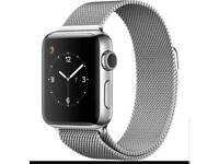 Apple watch series 1 stainless steel 38 mm