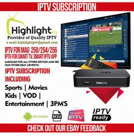 Smart TV-IPTV +Others