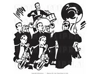 "Artists wanted to form a ""Big Band Style"" Swing, Jazz etc"