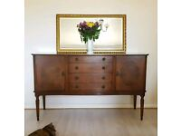 Beautiful Strongbow Furniture Sideboard - Hall or Console Table or Bedroom Dresser - Classic