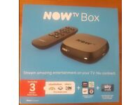 NOW TV Box with 3 Months KIDS pass