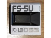 BOSS FS-5U Foot Switch – in great condition