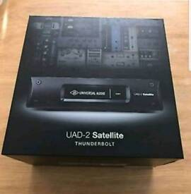 UAD 2 Quad satellite thunderbolt (brand new unused)