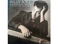 Billy Joel double vinyl LP, excellent condition