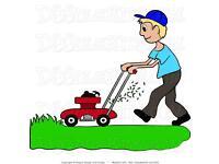 Gardening & grass cutting services