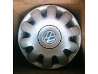 "4 x 15"" VW wheel trims (FREE!)"