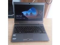 Toshiba Ultrabook Z930, i5 1.8GHz CPU, 4GB, 128GB SSD, Excellent Condition
