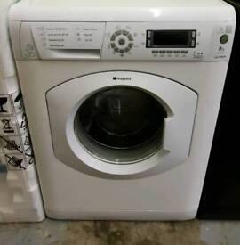 Hotpoint 8KG Washing Machine - 6 Months Warranty - £140