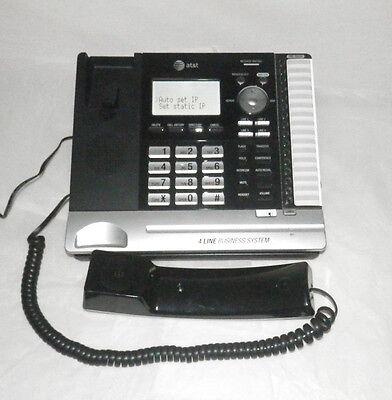 Att Ms2085 4-line Office Business Phone Main Console Boxmanuals