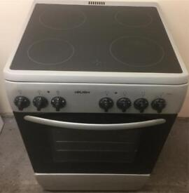 Bush 60cm electric cooker can deliver