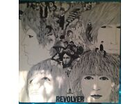 Beatles - Revolver LP French 1st pressing 1966