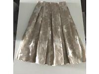 Anne Fontaine Designer silk skirt, size 38