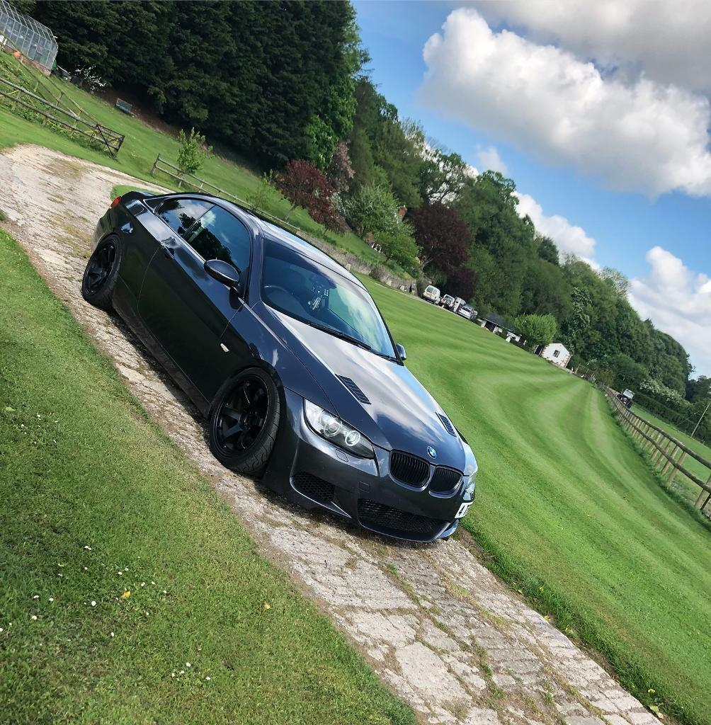 Bmw 335i manual 500bhp | in Devizes, Wiltshire | Gumtree