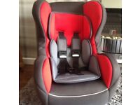 Stage 2 car chair