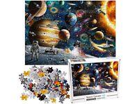BNIB 1000PC Jigsaw puzzle - space