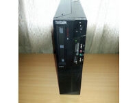 Lenovo ThinkCentre M81 Desktop PC - Core-i3 3.3GHz 4GB 250GB Win 7
