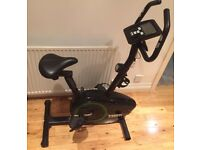 YORK FITNESS EXERCISE BIKE 110 ACTIVE £50ovno